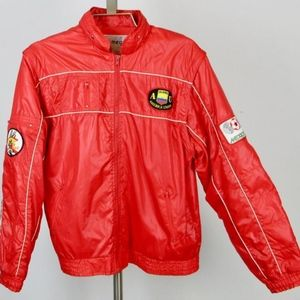 Vintage 1980's 1986 Mexican Soccer Jacket M L